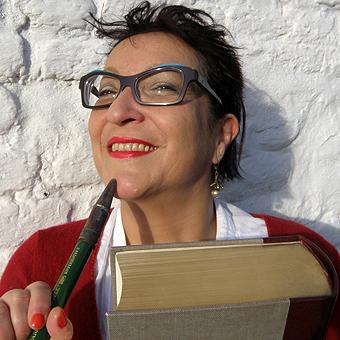 Portrait Texthandwerkerin