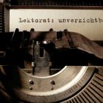 Unverzichtbar, aber schwierig zu definieren: das Lektorat