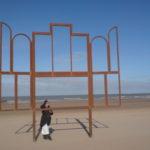 Kreativität und Handwerk: die Texthandwerkerin mit einer Hommage an Jan Hoet