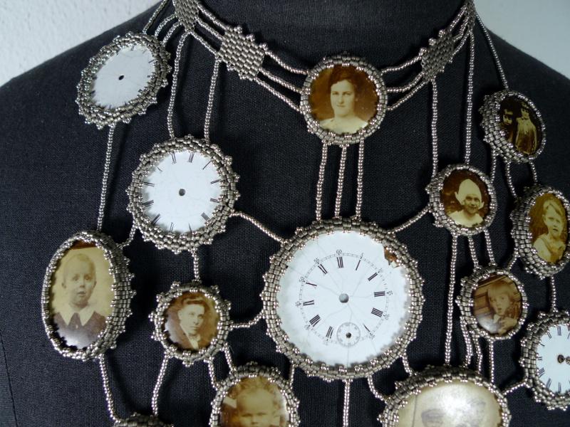 Dieses tolle Collier trägt den Namen Luise... Foto: carakess