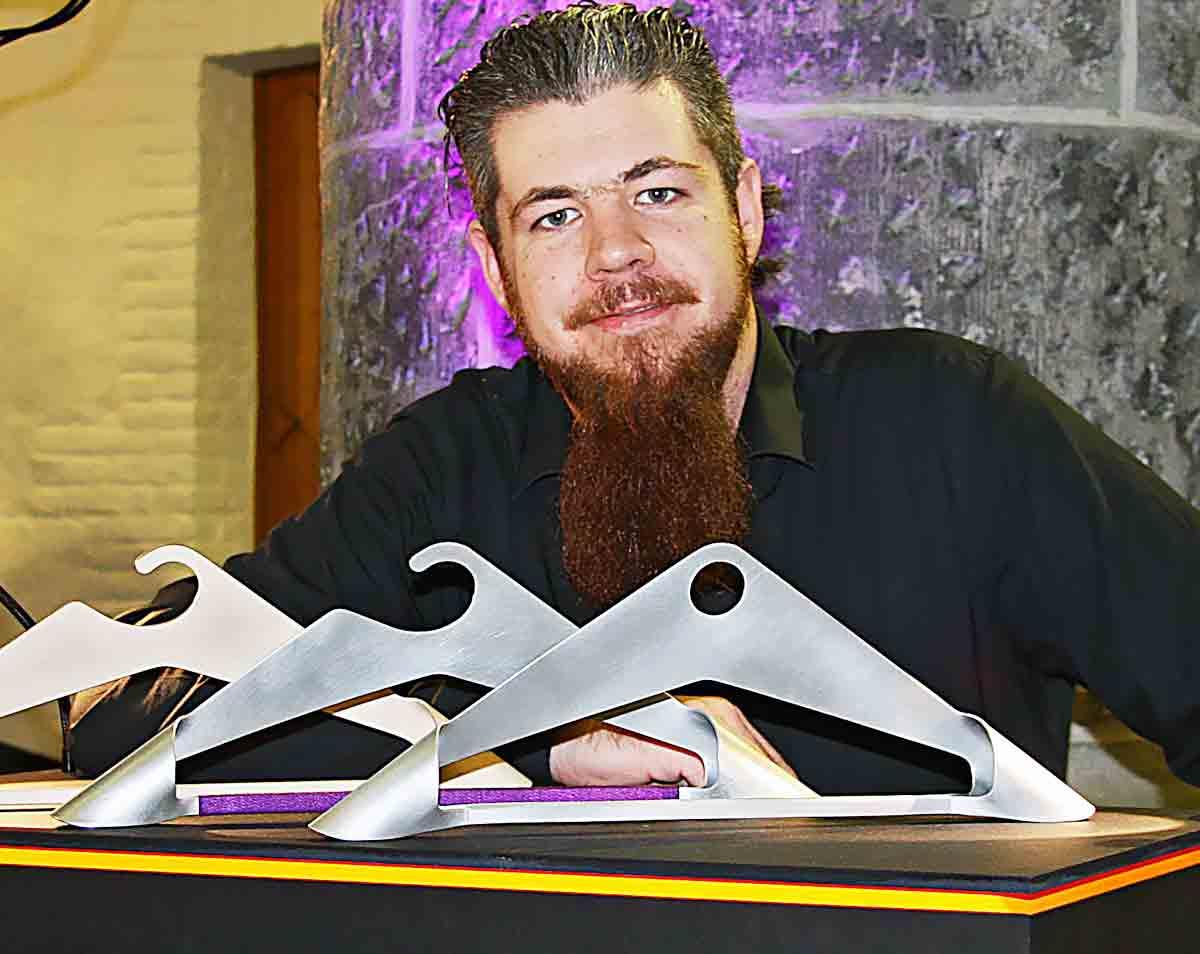 Metallbauhandwerk, Metallbauer, Handwerksdesign, ausgezeichnetes Design, kreatives Design, kreatives Handwerk