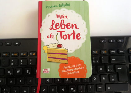 schreibratgeber, schreibcoaching, autorencoaching, Mein Leben als Torte - autobiografisch schreiben
